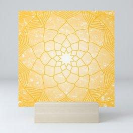 The Solar Plexus Chakra Mini Art Print