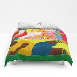Deciding Game. Comforters