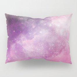 Nebula: Pink Bubblegum Pillow Sham