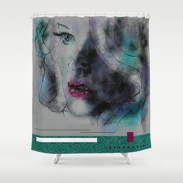 Gena Shower Curtain