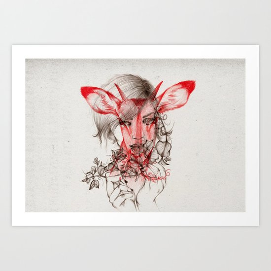 Wildlife VI Art Print