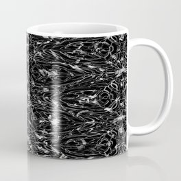 Black and white astral paint 5020 Coffee Mug