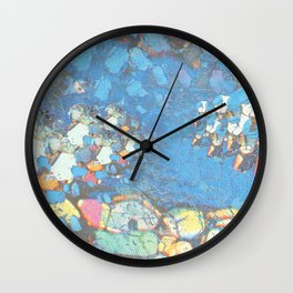 Electric Phase Wall Clock