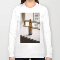beer Long Sleeve T-shirts featuring Beer by Photos by Madison