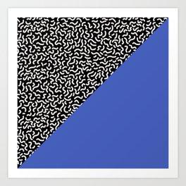 Pop Art Pattern 6 Art Print