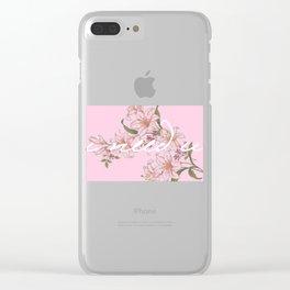 I need U (pink ver.) Clear iPhone Case