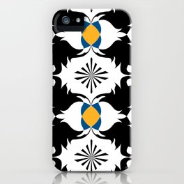 Fire Back iPhone Case