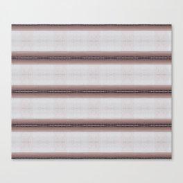 Warm Vintage Lines Canvas Print