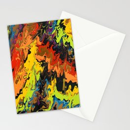 Color mountain Stationery Cards