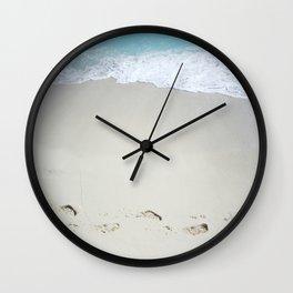 Carribean sea 10 Wall Clock