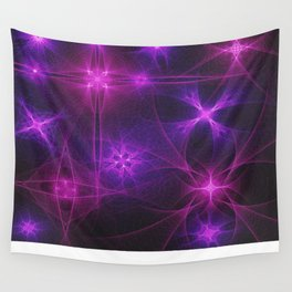 Conversations with Apparitions  Wall Tapestry