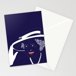 The Queens Selfie Stationery Cards