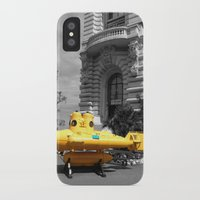 yellow submarine iPhone & iPod Cases featuring yellow submarine  by 33bc