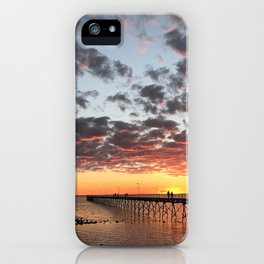 Western Australian Sunset iPhone Case