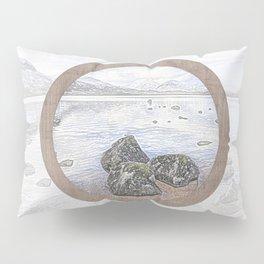 Let It Be- Scottish landscape Pillow Sham