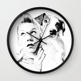 Goofy'n'me Wall Clock