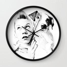 Goofy'n'me Wall Clock