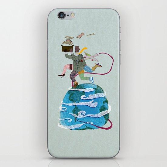 Fuga - Escape iPhone & iPod Skin