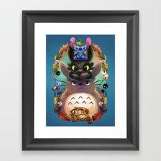 My Favorite Things Framed Art Print
