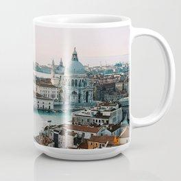 December Sunset, Venice Coffee Mug