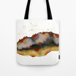 Poppy hills Tote Bag