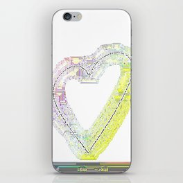 All you need is  iPhone Skin