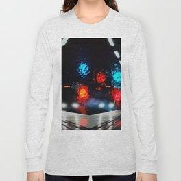 Subway reflection Long Sleeve T-shirt