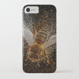 Bees Are Magic iPhone Case
