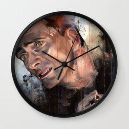 Dialogue in silence Wall Clock