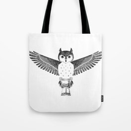Owls Well That Ends Well Tote Bag