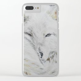 Eye of the Wild by Teresa Thompson Clear iPhone Case
