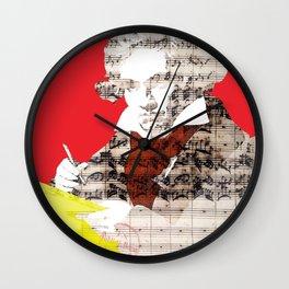 Ludwig van Beethoven 1 Wall Clock