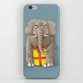 trunk or gift iPhone Skin