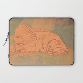 Pale Fish Laptop Sleeve
