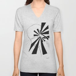 Ears by riendo Unisex V-Neck