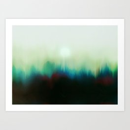 South West Art Print