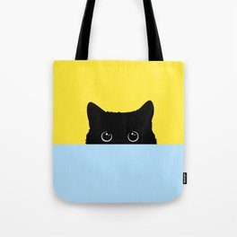 Kitty Tote Bag