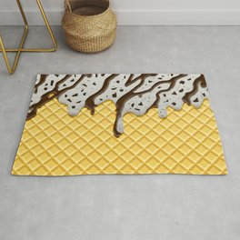 Cookie Ice Cream Rug