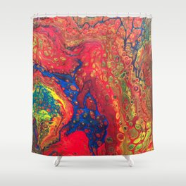 INTI Shower Curtain