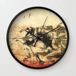 Miura II Wall Clock