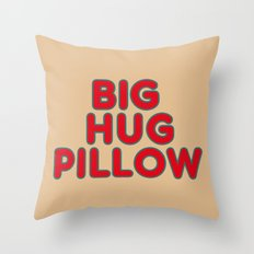 Big Hug Throw Pillow