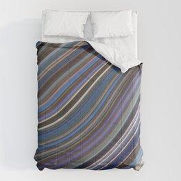 Wild Wavy Lines 40 Comforters