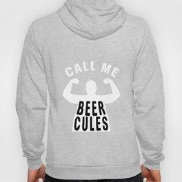 call me beer  - I love beer Hoody