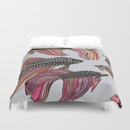 Betta Duvet Cover