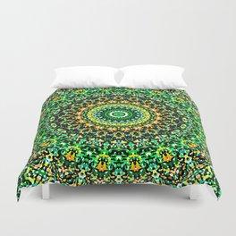 Mosaic Kaleidoscope 1 Duvet Cover