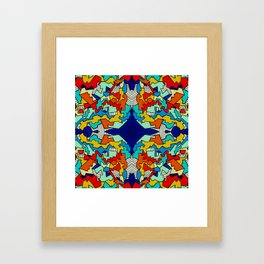 A Simple Truth (Quickly Forgotten) Framed Art Print