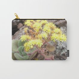 Blossoms of Tenerife Carry-All Pouch
