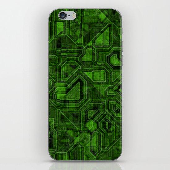 Green Tech iPhone & iPod Skin