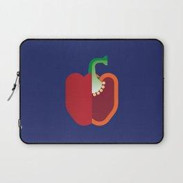 Vegetable: Bell Pepper Laptop Sleeve