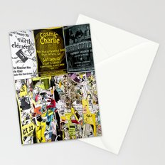 Cosmic Charlie Stationery Cards